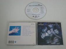 A-HA/STAY ON THESE ROADS(WARNER BROS. 925 733-2) CD ALBUM