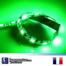 x1 x3 x5 Bande de 18 LED Vert - 30cm 12v - Green LED stripe