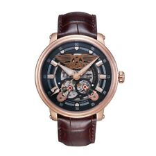 Aries Gold Aerosmith Limited Edition Automatic Watch G9008 RG-BK