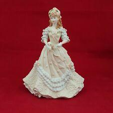 More details for coalport figurine age of elegance easter bonnet