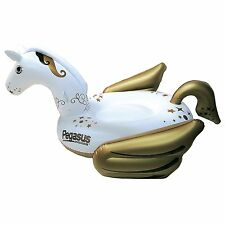 Swimline Giant Inflatable Pegasus Ride-On Swimming Pool/Lake Float | 90707