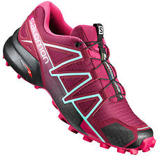 Scarpe Salomon Speedcross 4 Lia 36 2/3 393439 Viola