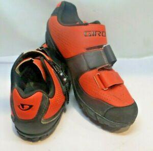 Giro Terraduro Men's Bicycling Cycling Shoes Size Eu 43.5 US 10 UK 9