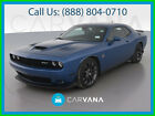 2020 Dodge Challenger R/T Scat Pack Coupe 2D Cruise Control Power Windows Alarm System Daytime Running Lights Premium Wheels