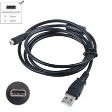 3ft USB Battery Charger+Data SYNC Cable Cord for Nikon Coolpix P500 P300 camera