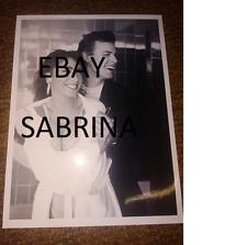 Sabrina Salerno Original 1 Foto Mark Shaw Then Jericho RARE !!! I love it !!!!
