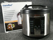 Comfee Mb-M25 Rice Cooker, Slow Cooker, Steamer & Stewpot Scratch And Dent