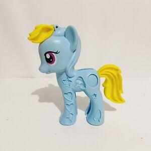 Rainbow Dash My Little Pony Play Doh Play-doh Style Salon Mold Figure - No Wings