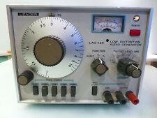 Leader Lag 125 Low Distortion Audio Generator 10hz 1 Mhz
