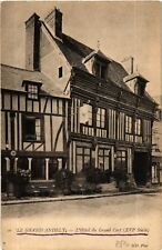 CPA Les Grand Andely - L'Hotel du Grand Cerf (478009)