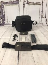 """Vintage Nike """"The Monitor"""" Heart Rate System Model 1000 Case And Straps I Tested"""