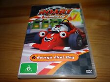ROARY THE RACING CAR: ROARY'S FIRST DAY DVD *BARGAIN*