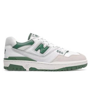 New balance 550 white green BB550WT1