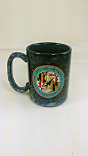Marylamd Army and Air National Guard Partners in Education coffee cup mug