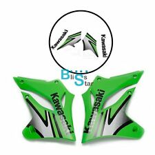 Left Right Front Side Plastic Cover for Kawasaki KLX250 2004-2007 Decals sticker