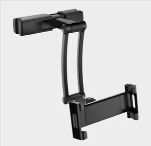 Portable Durable Car Tablet Holde Secure Headrest Tablet Mount For iPad Pro iPad