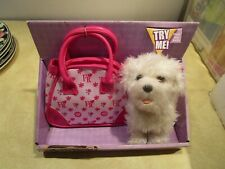 FurReal Friends Teacup Pup White Dog 77481/77480 New In Box