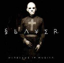 Slayer - Diabolus In Musica LP - NEW COPY - Opened to verify color - Black Vinyl