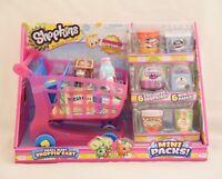 Shopkins Collectors Edition Shoppin' Cart Small Mart 6 exclusive shopkins 6 mini