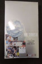 1991-92 Pro Set Platinum Series Two 2 Hockey Factory Sealed Box