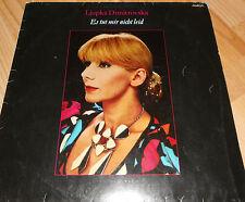 DDR- AMIGA ++Ljupka Dimitrovska  + Es tut mir nicht leid ++ Schallplatte Vinyl