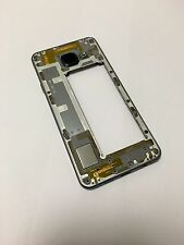 Original ! Samsung Galaxy A3 2016 A310F Mittelrahmen Middle Case Gehäuse Grau