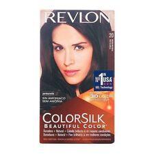 Tintes y coloración negros Revlon para el cabello