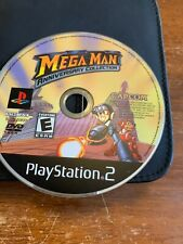 Mega Man Anniversary Collection - Sony Playstation PS2 Video System - Disc Only