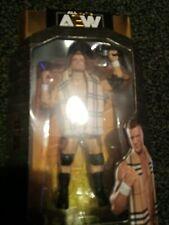 AEW mjf (Maxwell Jacob Friedman) todos Elite lucha libre figura colección sin rival