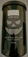 Yankee Candle Haunted Hollow Limited Edition Halloween Medium Pillars RARE