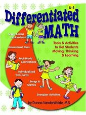Differentiated Math : Tools and Activities to Get