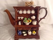 CARDEW RARE COLLECTABLE NOVELTY LARGE FARMHOUSE DRESSER TEAPOT GRT LTD EDITION
