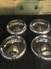 NOS Ford Falcon - Econoline Poverty Hubcaps Set of 4