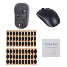 60pcs Teflon Feet Mouse Mouse Skates Pads - For Logitech M215 / M310 / M325