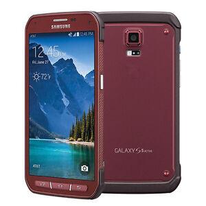 Samsung Galaxy S5 Active G870 G870A Quad Core 2GB RAM 16MP TouchScreen 4G LTE