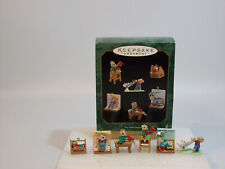 New ListingHallmark Set of 6 Miniature Ornaments 1997 Tiny Home Improvers - #Qxm4282-Sdbnt