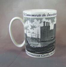 Wedgwood - Royal Commemorative Mug Prince Charles Investiture - 1969