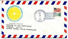 1989 Patriot Surface Air Supersonic Missile USA Single Stage Solid Propellant US