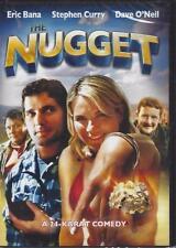 DVD:  THE NUGGET......ERIC BANA-STEPHEN CURRY-BELINDA EMMETT.....NEW
