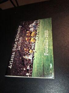1968 Arizona State Sun Devils Football Media Guide