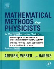 Mathematical Methods for Physicists: A Comprehensive Guide(Int' Ed Paperback)7ED