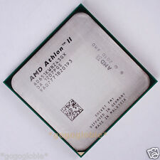 Working AMD Athlon II X4 651K 3 GHz AD651KWNZ43GX CPU Processor Socket FM1