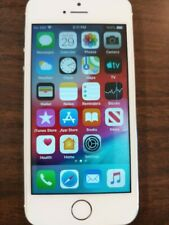 Apple iPhone 5s - 32Gb - Silver (At&T) A1533 (Gsm) unlocked