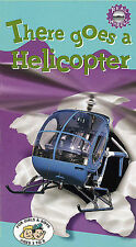 Real Wheels:There Goes a Helicopter [VHS]