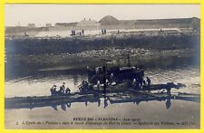 cpa 62 PORT de CALAIS L' Épave du PLUVIOSE dans le BASSIN d' ÉCHOUAGE Recherche