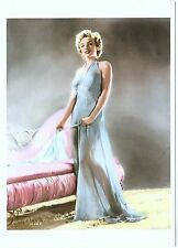 Marilyn Monroe in Negligee - Classic Tinted Photo (4¼ x 6 in. postcard) - New