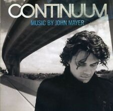 JOHN MAYER Continuum CD BRAND NEW 13 Tracks
