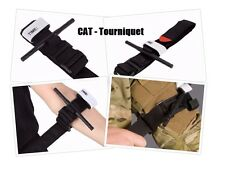 CAT Tourniquet One-Handed Military First-Aid Medical Combat Application Band