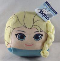 Cubd Collectibles Soft Plush Stuffed Cube  - New - Disney Frozen Elsa