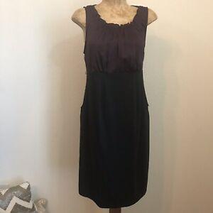 Liz Lange Maternity for Target Tank Dress Turquoise size XS NEW Color Block